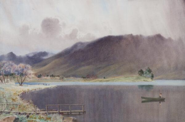 COOKE Isaac (1846-1922) - Westmorland.