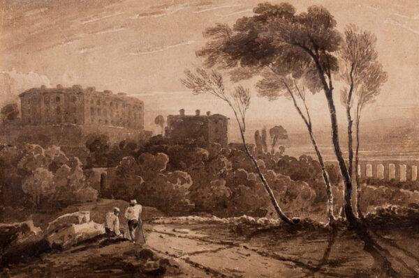 COX David O.W.S. (1783-1859) - Capriccio.