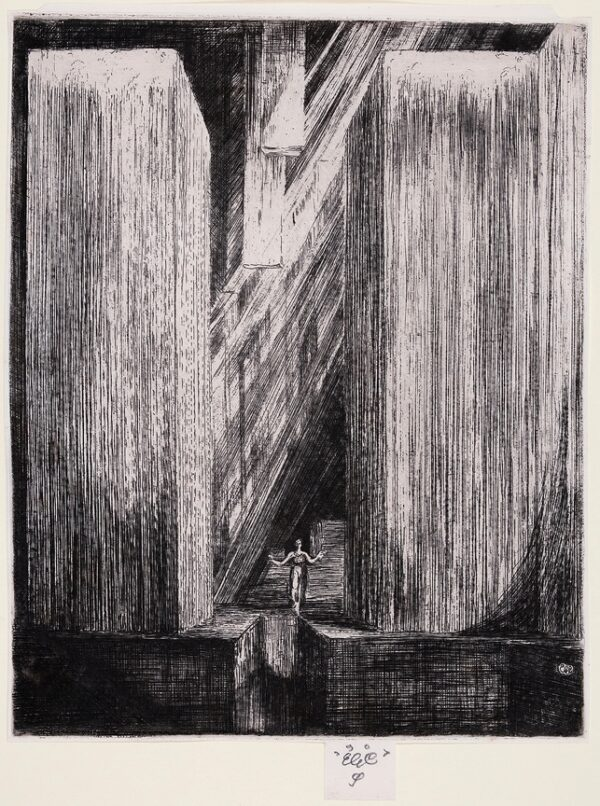 CRAIG Edward Gordon CH (1872-1966) - 'Theatre Design'.