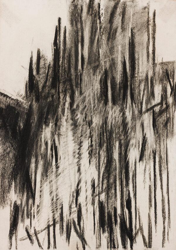 CREFFIELD Denis L.G. (b.1931) - 'Canterbury Cathedral'.