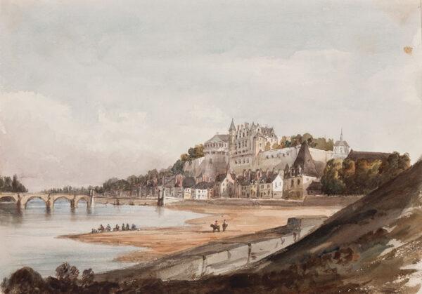 CRICHTON-STUART Lady James (Nee Hannah Tighe) (1800-1872) - 'Amboise'.