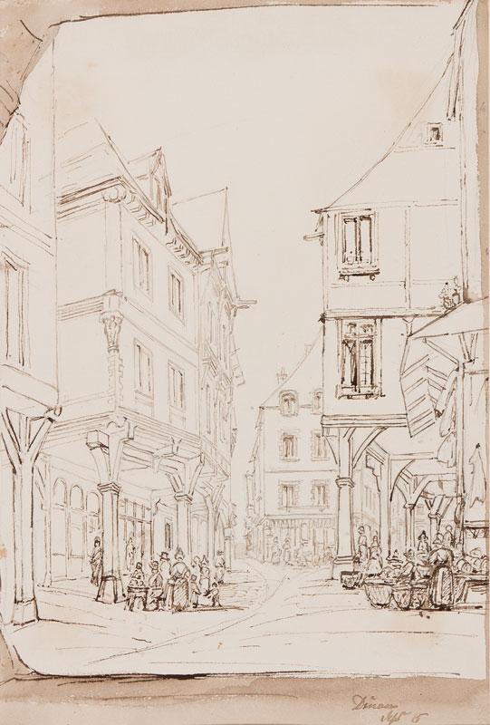 CRICHTON-STUART Lady James (Nee Hannah Tighe) (1800-1872) - 'Dinan'.