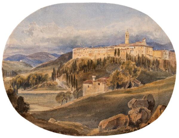 CROMEK Thomas Hartley (1809-1873) - 'Castrea (sic) Florence'.