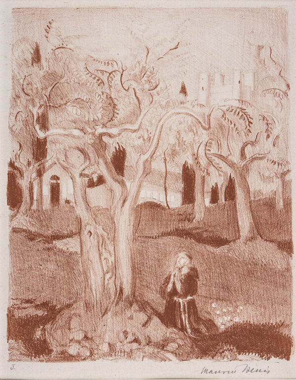 DENIS Maurice (1870-1943) - 'St.