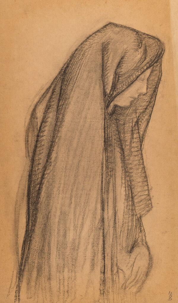 DENIS Maurice (1870-1943) - Veiled Woman.