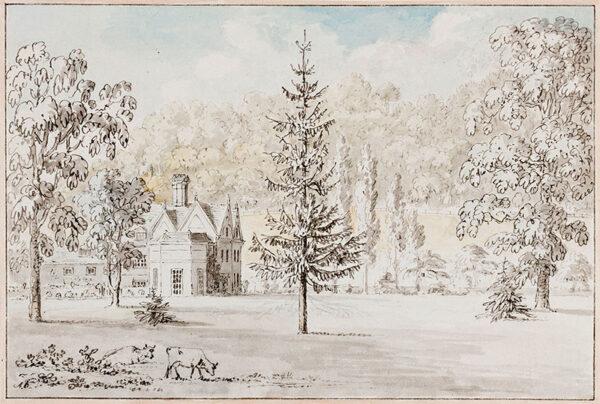 DEVIS Anthony (1729-1816) - Wiltshire.
