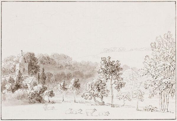 DEVIS Anthony (1829-1816) - Surrey.