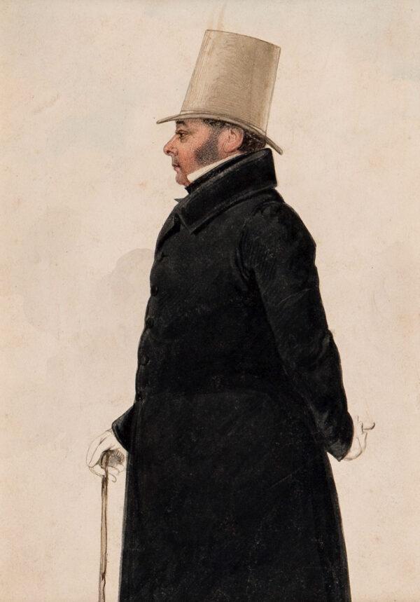 DIGHTON Richard (1795-1880) - 'Mr Ainslie'.