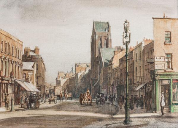 DODD Francis R.A. (1874-1949) - London.