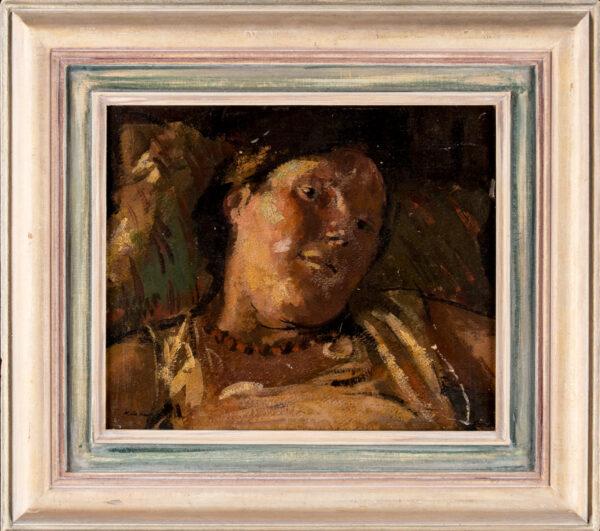 DRING William R.A. (1904-1990) - 'Elizabeth'.