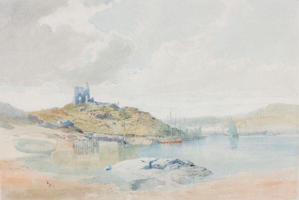DUNCAN Edward R.W.S. (1803-1882) - 'Skye'.