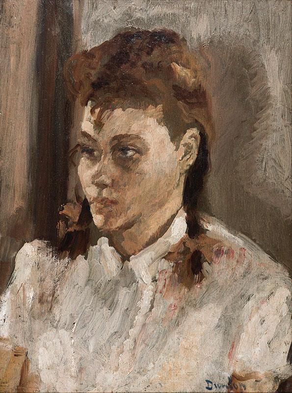 DUNLOP Ronald Ossory (1894-1973) - 'Margaret'.