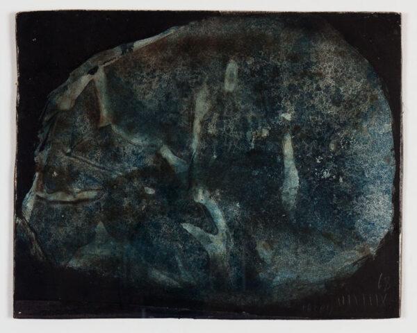 DURRANT Roy Turner (1925-1998) - 'Blue Head piece ii'.