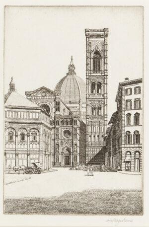 EAMES John Heagan (1900-2002) - 'Florence'.