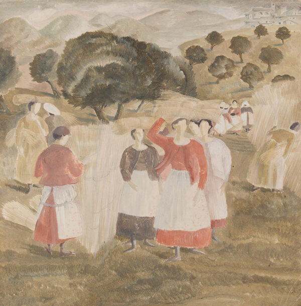 Mildred ELDRIDGE R.W.S. (1909-1991) - Landscapes and Figures (1930-1981) from the Artist's Estate.