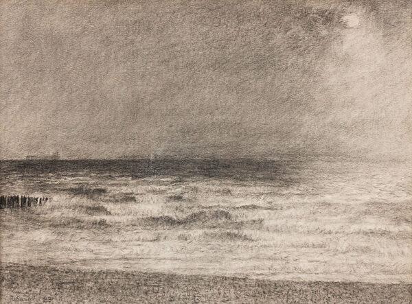 EURICH Richard R.A. (1903-1992) - 'East Wind'.