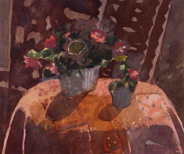 GAA Christa (1937-1992) - 'Camellias'.