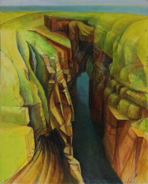 JULIA SORRELL RI RBA - Wild and Ancient Orkney.