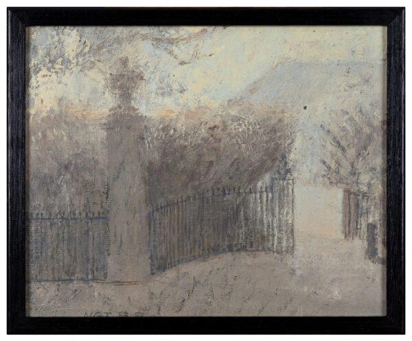 GRANGER-TAYLOR Nicholas (b.1963) - 'Morning, Regent's Park II'.