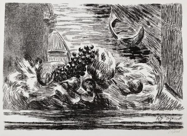 GRANT Duncan (1885-1978) - Venetian still-life.