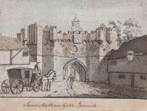 GROSE Captain Francis (1731-1791) - Suffolk.