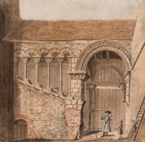 GROSE Francis (1731-1791) - '…Canterbury'.