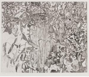 GROSS Anthony R.A. (1905-1984) - 'A l'ombre d'un noyer' (RHxx).