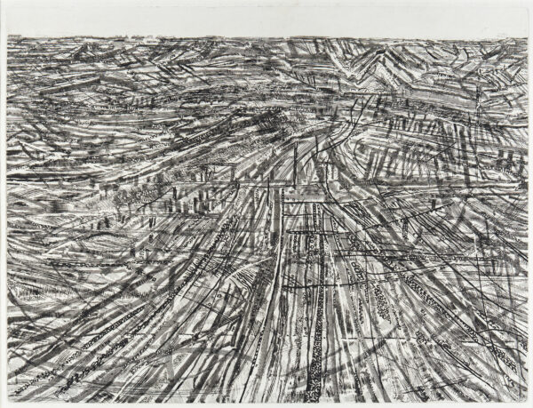 GROSS Anthony R.A. (1905-1984) - 'Valley No.