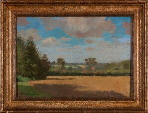 GWYNNE-JONES Allan R.A. (1892-1982) - 'Midday – Froxfield'.