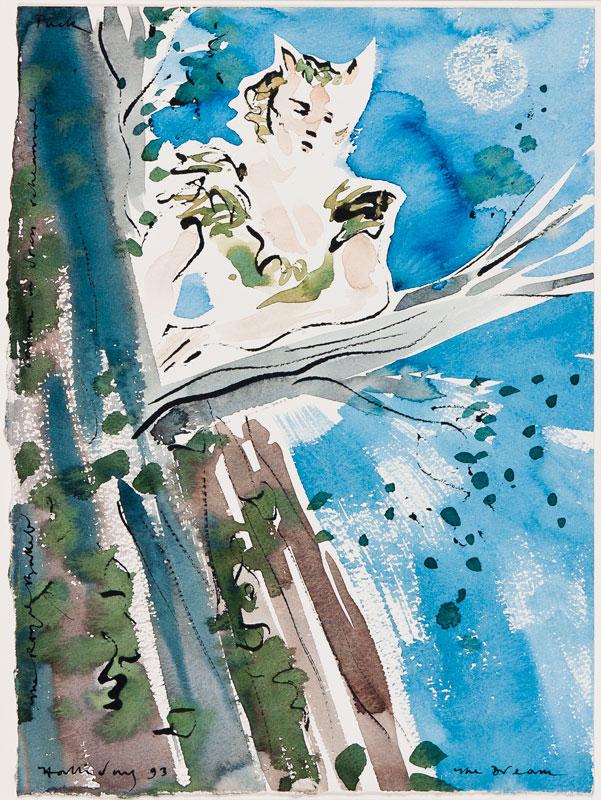 HALLIDAY Alan (b.1952) - Mid-summer Nights Dream.