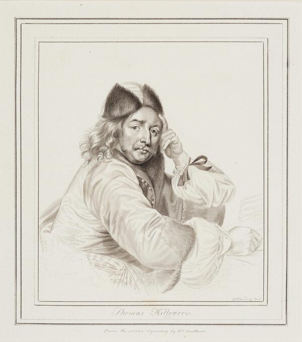 HARDING George Perfect (1781-1853) - 'Thomas Pettigrew'.