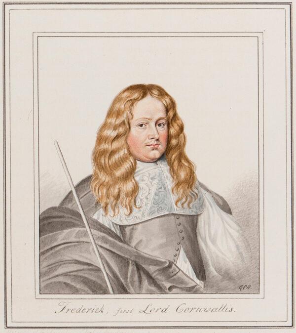 HARDING George Perfect (1779-1843) - 'Frederick, first Lord Cornwallis'.