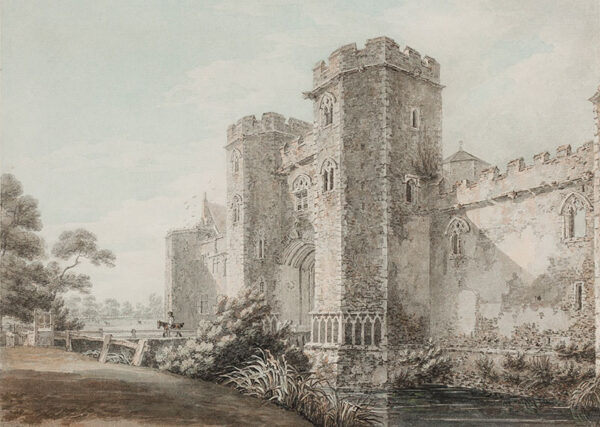 HEARNE Thomas (1744-1817) - Norfolk.