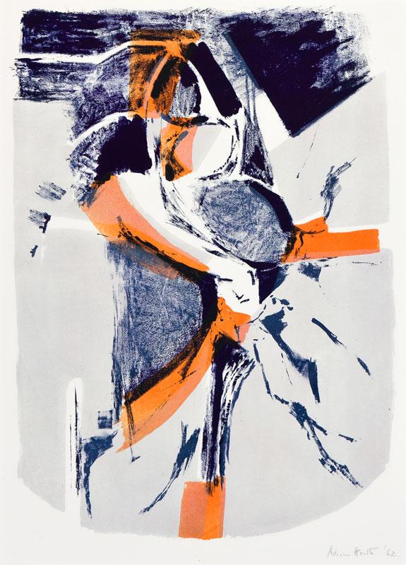 HEATH Adrian (1920-1992) - Lithograph.