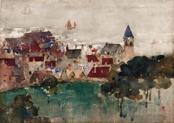 HERALD James Watterson (1859-1914) - 'Arbroath'.