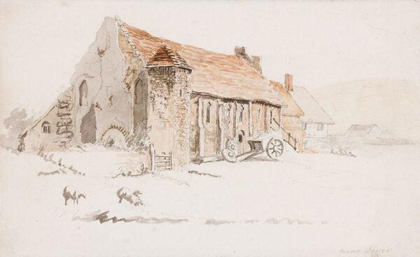 HILLS Robert O.W.S. (1769-1844) - Kent.