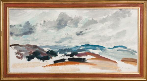 HITCHENS John (b.1940) - 'Heathland Colours'.