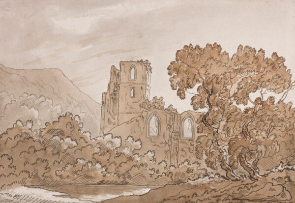HOARE Sir Richard Colt (1758-1838) - A Priory.