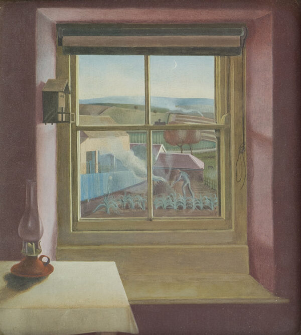 HODGSON Louisa (1905-1980) - 'Autumn'.