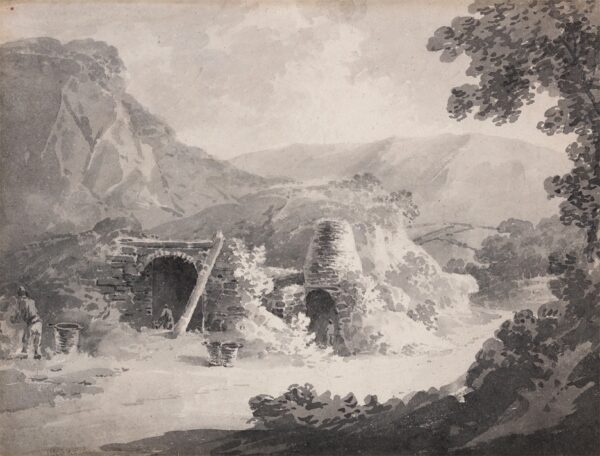 HOLWORTHY James O.W.S. (1781-1841) - Kiln and Quarry.