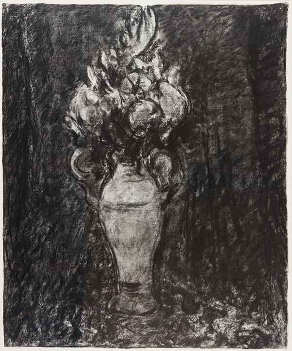 HUBBARD John (b.1931) - 'Vase of Flowers No.