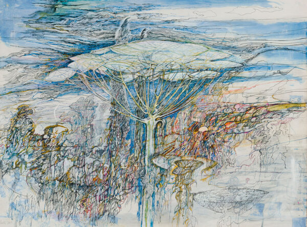 HURRY Leslie (1908-1978) - 'Hemlock'.