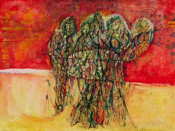 HURRY Leslie (1908-1978) - 'Ritual'.