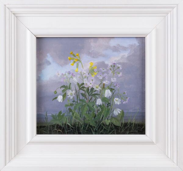 JOHNSON Audrey (1919-2005) - Wild Flowers.