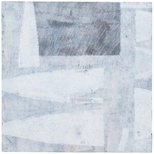 KASMIN Aaron (b.1963) - 'Leaving'.