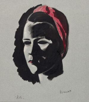 KRAMER Jacob (1892-1962) - 'Rita'.