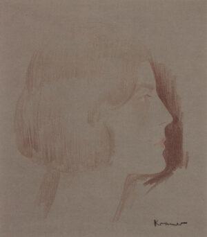 KRAMER Jacob (1892-1962) - Leeds profile.