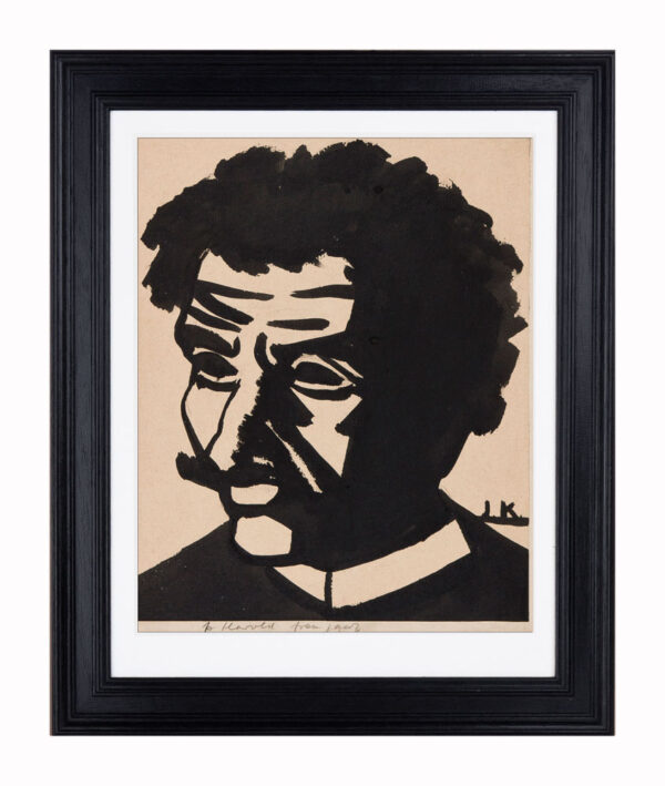 KRAMER Jacob (1892-1962) - Possibly the artist John Harold Wood.