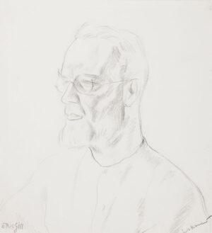 KRAMER Jacob (1892-1962) - Eric Gill.