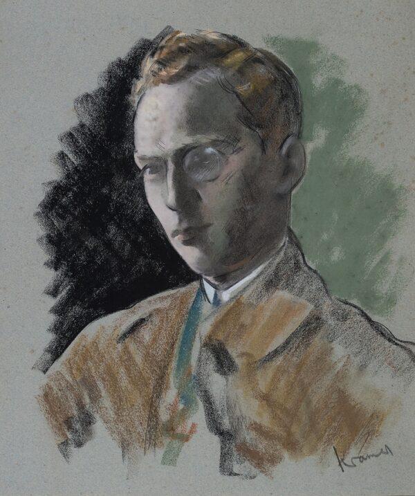 KRAMER Jacob (1892-1962) - 'Peter Taylor'.